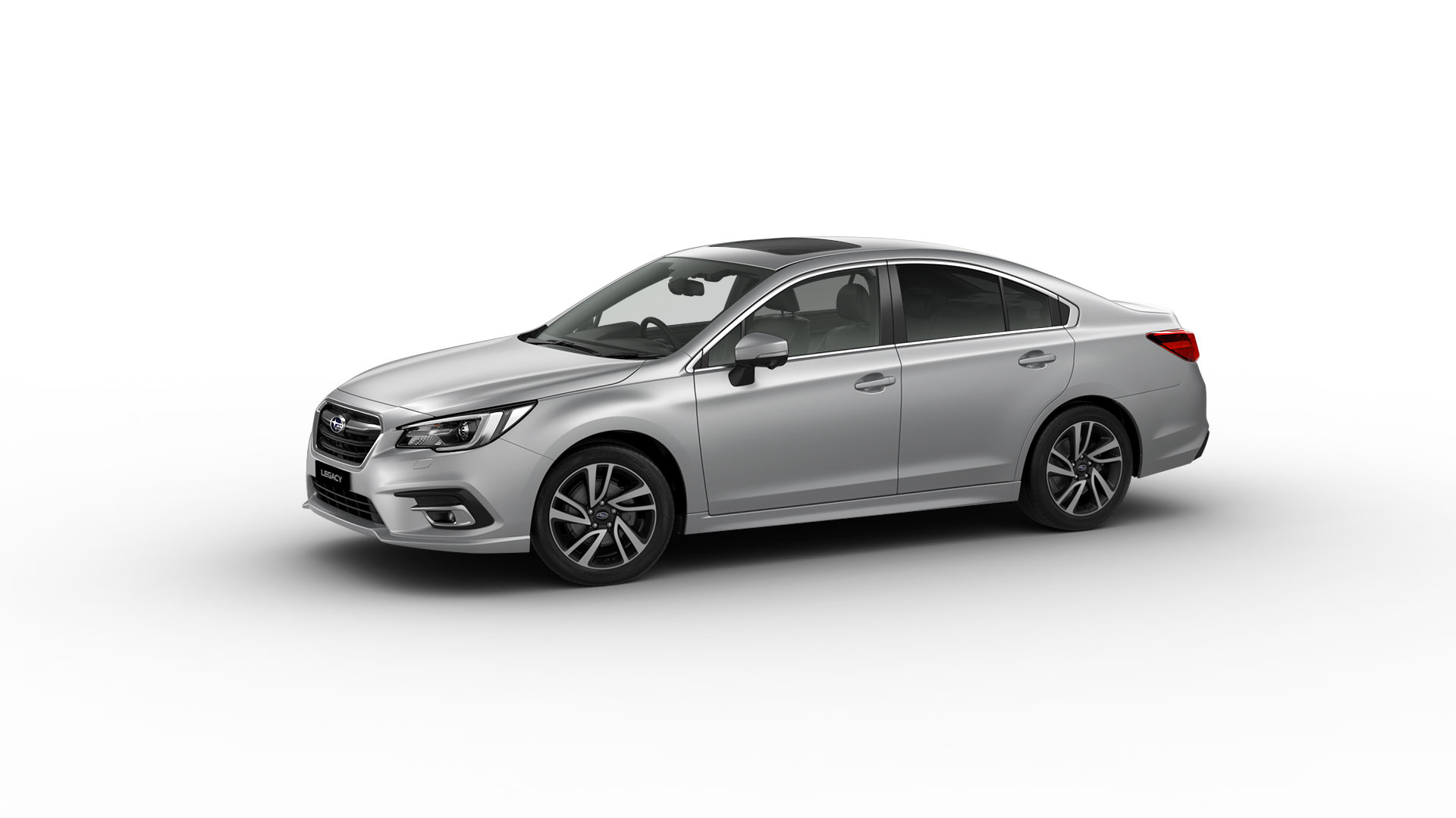 Subaru Legacy: Hill Holder function