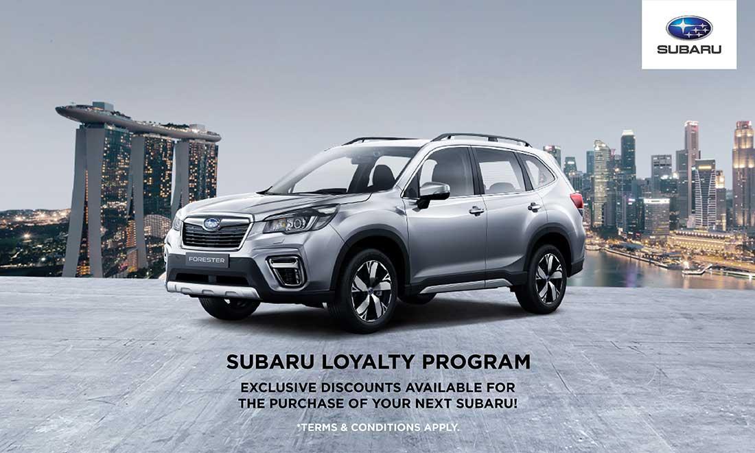 Subaru Singapore