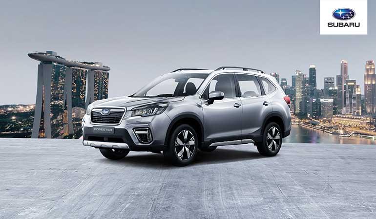 Subaru Singapore Subaru Promotions